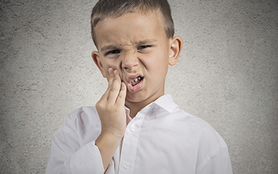 Remedy for Tooth Sensitivity With Your Child